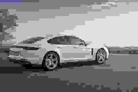 Porsche Panamera có thêm phiên bản 4 E-Hybrid