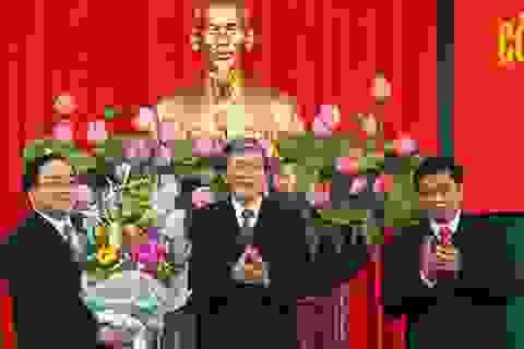 """Tân Bí thư Hà Nội: """"Tôi coi đây là vinh dự, là trách nhiệm nặng nề"""""""