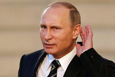 """Hãng tin Mỹ nói """"Tổng thống Putin can thiệp bầu cử Mỹ"""""""