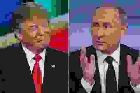 Tổng thống Putin và ông Donald Trump nói gì trong cuộc điện đàm đầu tiên?
