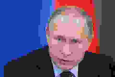 Tổng thống Putin rất được lòng truyền thông và người dân Nga