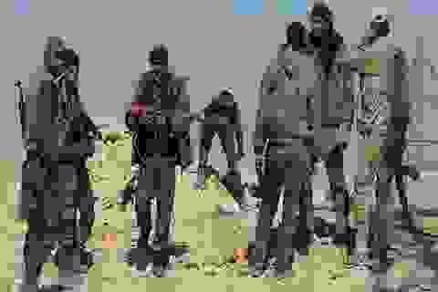 Khủng bố IS thua thảm ở Raqqa, Aleppo và Deir ez-Zor?