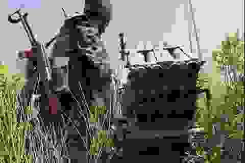 Quân đội Syria chuẩn bị tấn công thành trì phiến quân ở Aleppo từ 9 hướng
