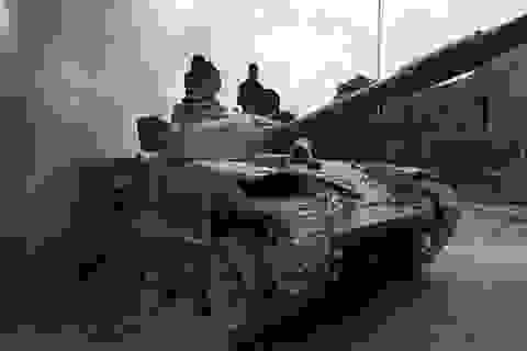 Quân đội Syria đánh bật IS ra khỏi nhiều khu vực gần Damascus