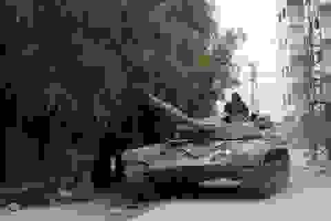 Quân đội Syria chuẩn bị cho trận đánh lớn ở Đông Ghouta
