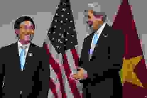 Quan hệ Việt-Mỹ là bài học cho thế giới: Không thể đứng nhìn