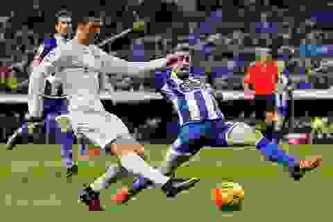 """Real Madrid đối diện với """"cạm bẫy"""" tại Cornella"""