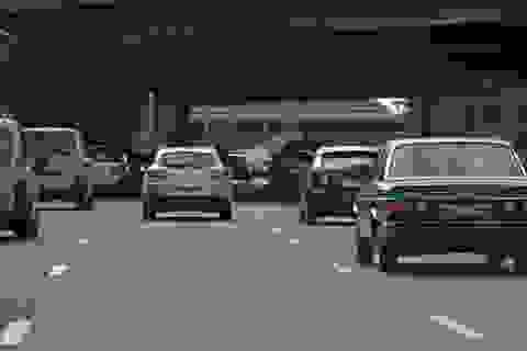 Paris cấm ô tô mỗi năm một ngày