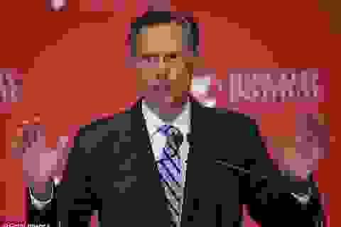 Muốn làm Ngoại trưởng Mỹ, Mitt Romney phải xin lỗi vì xúc phạm ông Trump