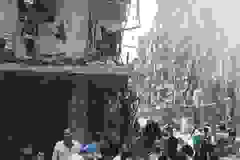 """Vì sao Aleppo trở thành """"chảo lửa"""" ở Syria?"""