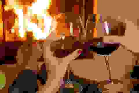 Quan niệm uống rượu sẽ ấm người là phản khoa học