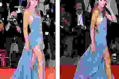 Con gái người hùng cơ bắp Sylvester Stallone càng lớn càng xinh đẹp