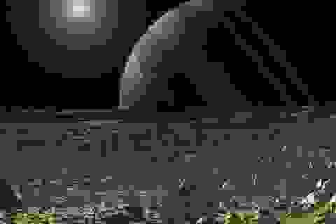 Mặt trăng Europa của sao Mộc có một đại dương nằm dưới bề mặt?