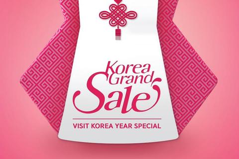 """""""Korean Grand Sale"""" hưởng ứng """"Năm du lịch Hàn Quốc 2016-2018"""""""