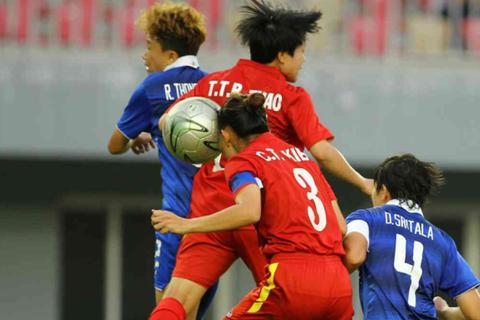 VFF thưởng nóng 1 tỷ đồng cho đội tuyển nữ Việt Nam