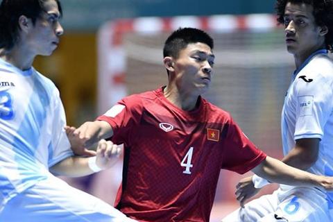 Tuyển futsal Việt Nam nhận tin không vui sau trận thắng Guatemala