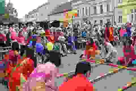Ấn tượng Việt Nam tại Liên hoan văn hóa dân gian dân tộc Séc