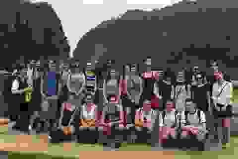 Ngày càng nhiều sinh viên Australia tới Việt Nam học và thực tập