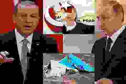 """Sói Xám dính vụ A321, Thổ dự mưu """"đánh"""" Nga từ sớm?"""