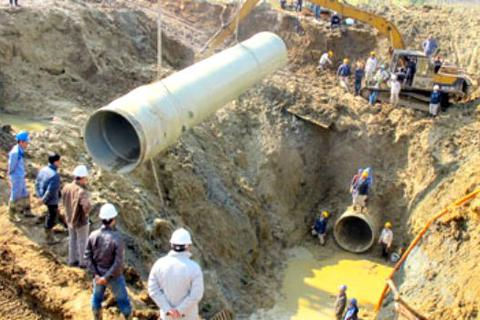 Giám đốc Dự án đường ống nước Sông Đà bị miễn nhiệm