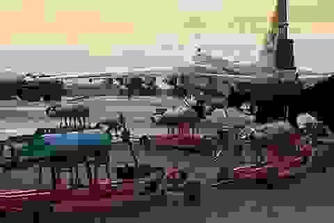 Sức mạnh của Nga ở Syria: Từ quảng trường đến chiến trường