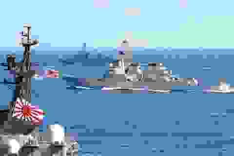 Sức mạnh quân sự khủng khiếp của Nhật Bản