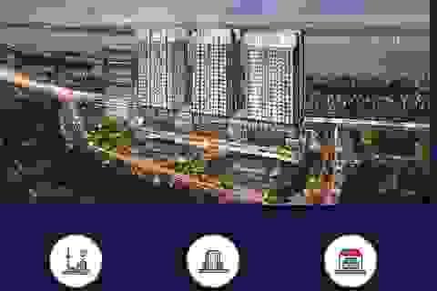 Cơn sốt  căn hộ cao cấp tiêu chuẩn quốc tế bên Hồ Gươm Sun Grand City Ancora Residence