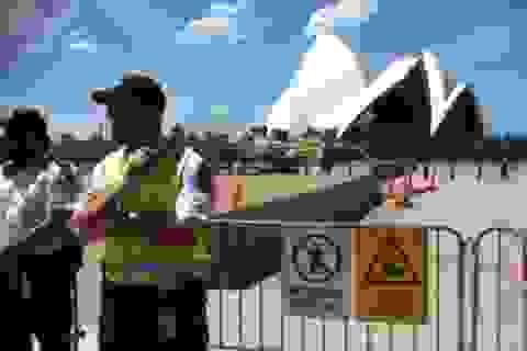 Sơ tán Nhà hát Opera Sydney (Australia) vì lo ngại có bom