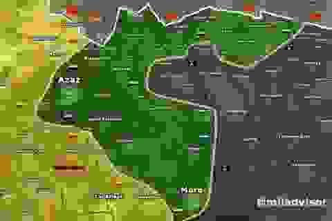 Syria chia lực lượng tiến công nhiều mặt trận, sắp tới Raqqa