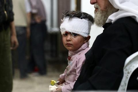 Syria: Thị trấn Douma có thể trở thành lò lửa Aleppo thứ 2