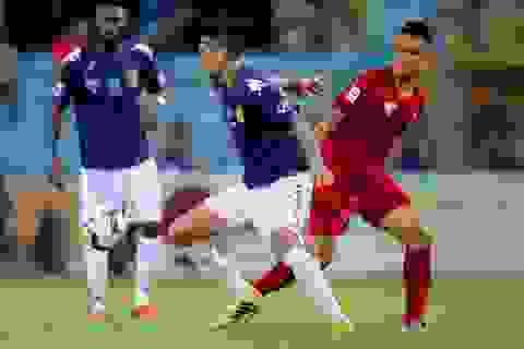 Hà Nội T&T buộc Hải Phòng nhận thất bại đầu tiên ở V-League