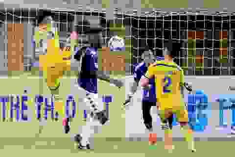 SL Nghệ An bại trận trước Hà Nội T&T tại Hàng Đẫy