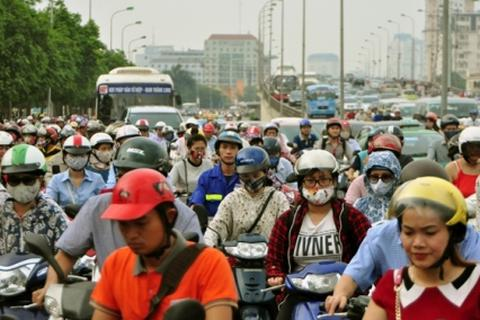 Không có chuyện Hà Nội ô nhiễm không khí đứng thứ hai thế giới