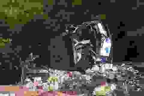 Xe ô tô tải lao xuống vực sâu, 4 người chết tại chỗ