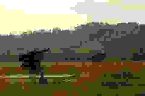Tại sao Mỹ dùng pháo trong tập trận Hải quân với Philippines?