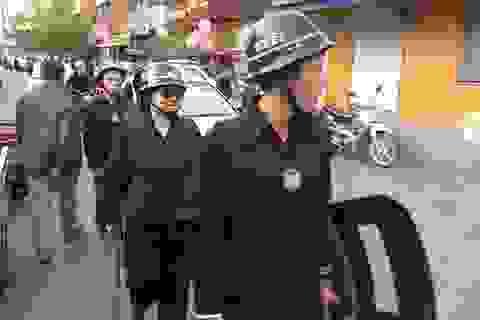 Tấn công khủng bố ở Tân Cương, 5 người chết