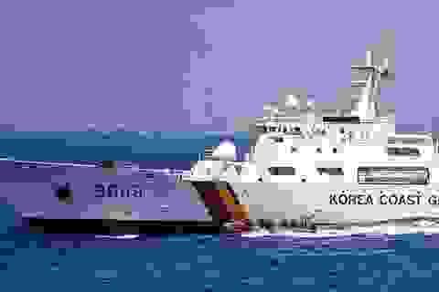 Hàn Quốc cảnh báo bắn bất cứ tàu Trung Quốc nào đánh bắt trái phép