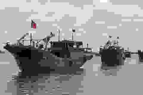 Trung Quốc lại trắng trợn cấm đánh bắt cá tại Biển Đông
