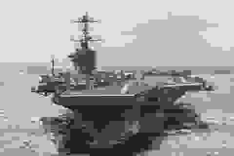 Tàu sân bay Mỹ đến Biển Đông, Trung Quốc có thể rút khỏi UNCLOS