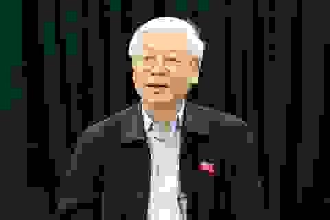 Tổng Bí thư: Việc kỷ luật ông Vũ Huy Hoàng chưa dừng lại