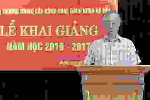 Những người thầy Hàn Quốc tận tâm trên đất Việt