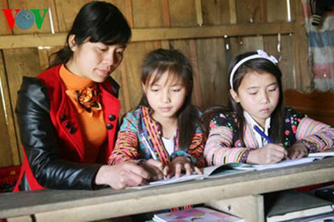 Xúc động về những cái Tết của các cô giáo nơi biên giới Lai Châu