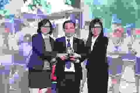 Tập đoàn TH đoạt 3 giải thưởng lớn tại Hội chợ Quốc tế chuyên ngành thực phẩm Gulfood