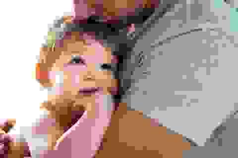 Thói quen sinh hoạt của người cha ảnh hưởng thế nào đến trẻ?