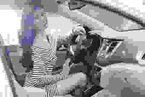 Hyundai Tucson 2016 đón Xuân cùng Người đẹp xứ Trà