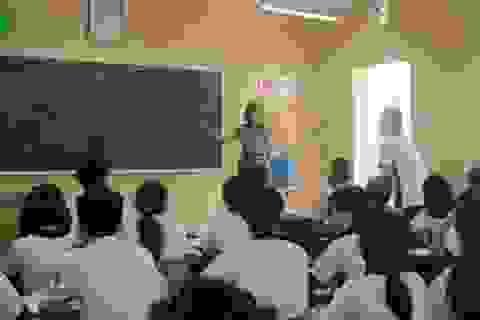 Hà Nội kiểm tra học kỳ I lớp 12 như kỳ thi THPT Quốc gia