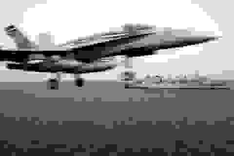 Thổ tiến công Aleppo, Mỹ không kích từ Địa Trung Hải