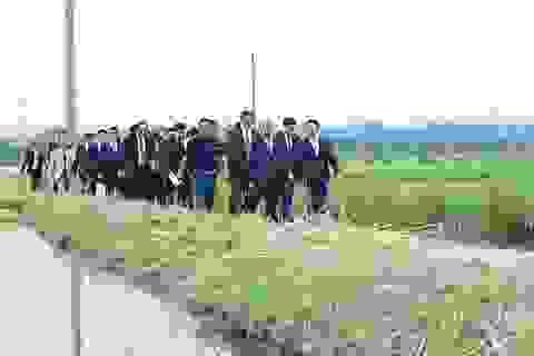 Thủ tướng thăm nông trại Yokoyama (Nhật Bản)