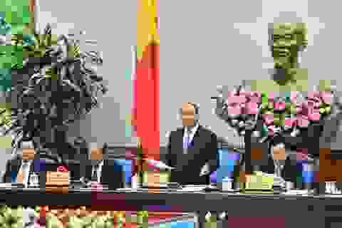 Thủ tướng yêu cầu đánh giá thẳng thắn vụ Formosa, Trịnh Xuân Thanh