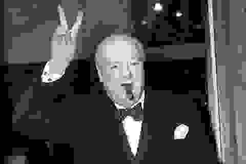 Cơn đột quị bí mật của Thủ tướng Anh Churchill